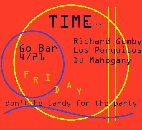 4/21 – Athens, GA @ Go Bar