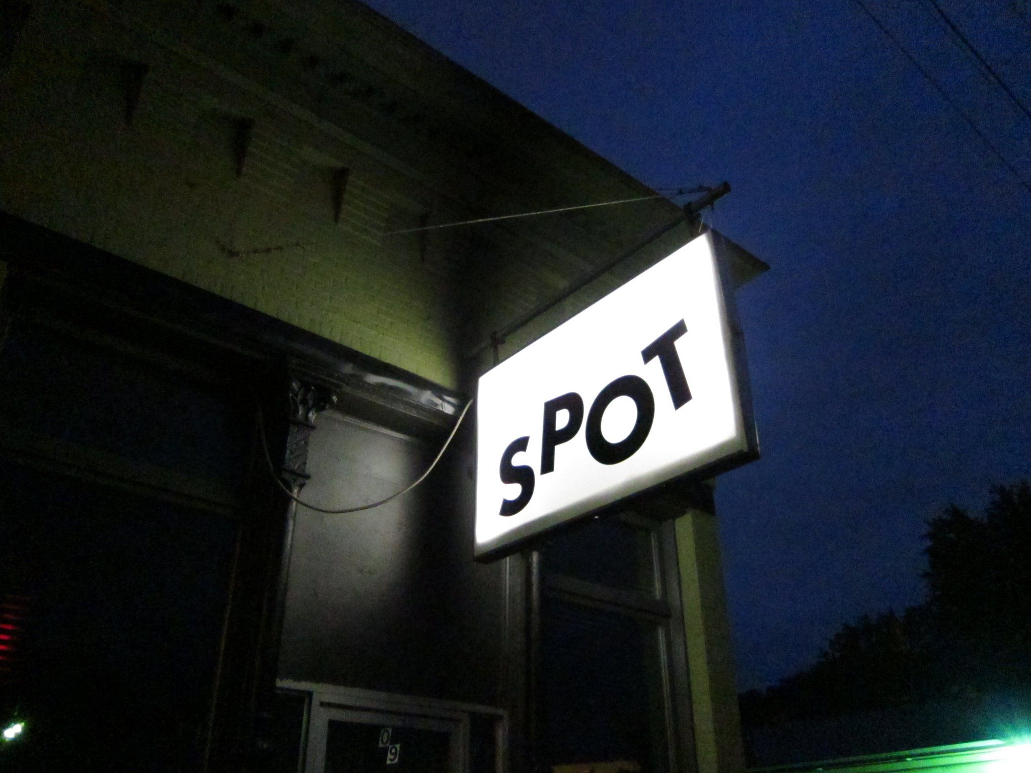9/18 – Lafayette IN @ The Spot Tavern