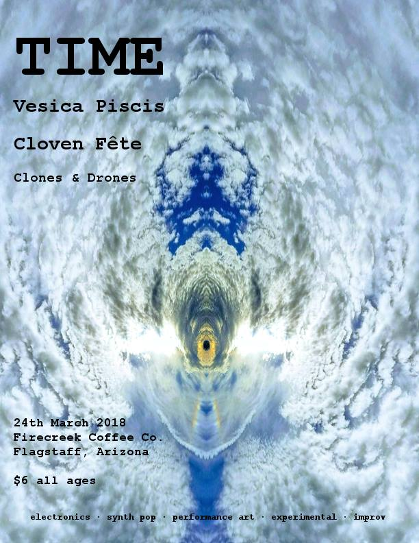 3/24 —Flagstaff AZ @ Firecreek Coffee Co.
