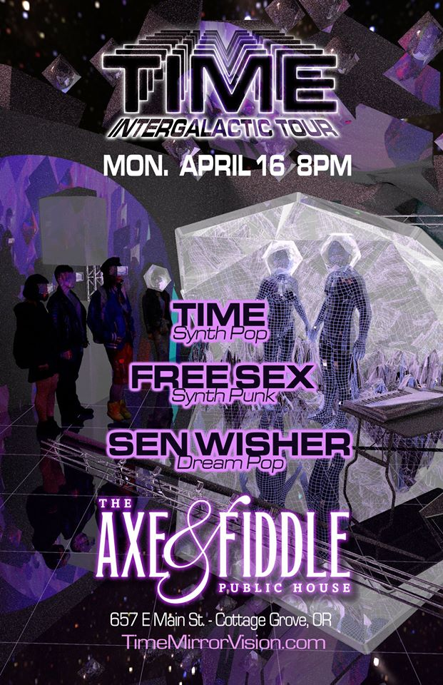 4/16 — Cottage Grove OR @ Axe and Fiddle