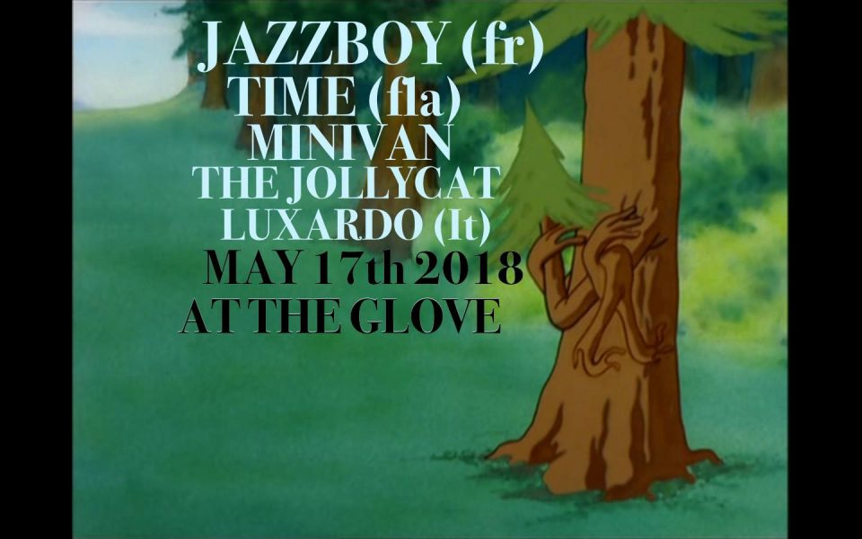 5/17 — Brooklyn NY @ The Glove