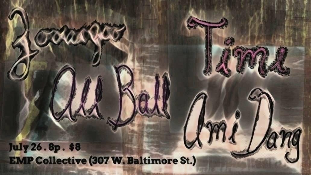 7/26 — Baltimore, MD @ EMP Collective